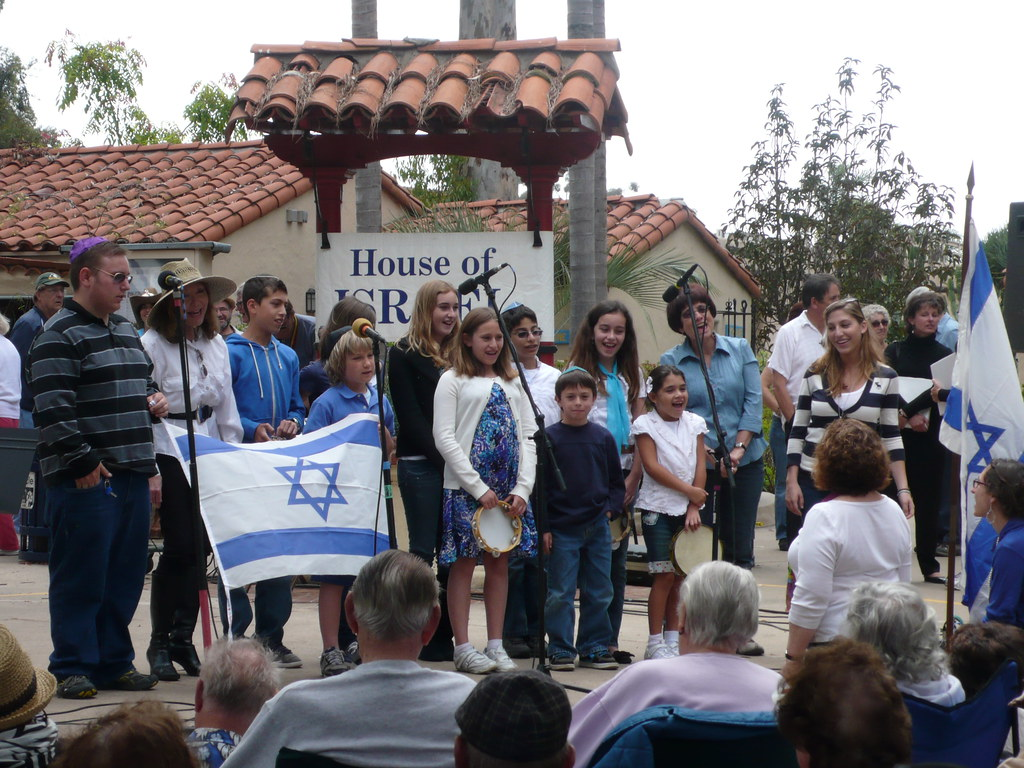 Balboa Park - House of Israel Day