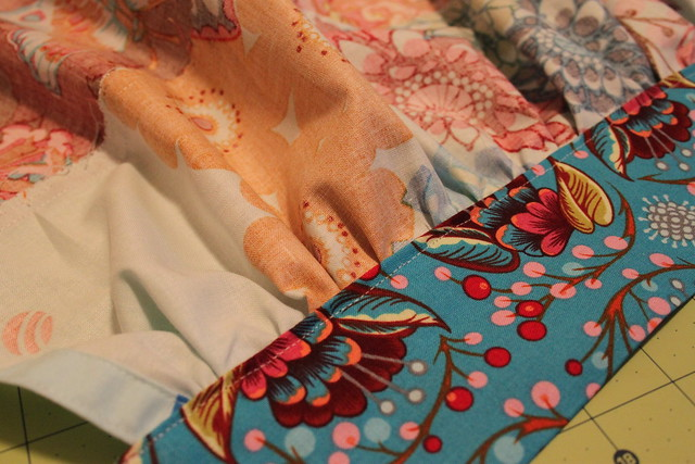 sewn waistband back