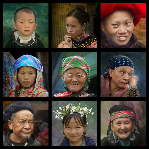 Vietnam Portraits by alison lyons photography