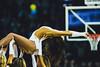 Basketball #65/365 (A. Aleksandravičius) Tags: girl oneaday sport canon dancer 300mm photoaday 365 300 cheerleader cheerleading lithuania pictureaday kaunas lietuva markiii project365 365days 2013 65365 žalgiris canoneos5dmarkiii 3652013