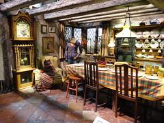 La tanière des Weasley
