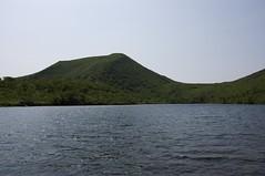 長沼とチセヌプリ