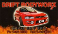 Drift Bodyworx - custom paint and restorations!