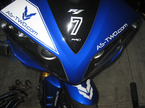 Custom 08 R1