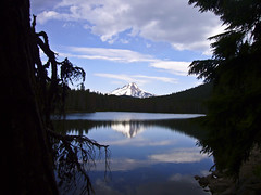 Mt. Hood from Frog Lake (1newriver) Tags: lake oregon mthood froglake excellentscenic