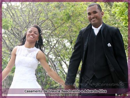 Casamento Glaucia Nascimento e Eduardo Silva por Cantora Gláucia Nascimento.