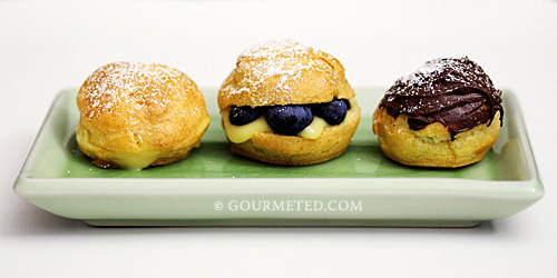 Julia Child's Pâte à choux