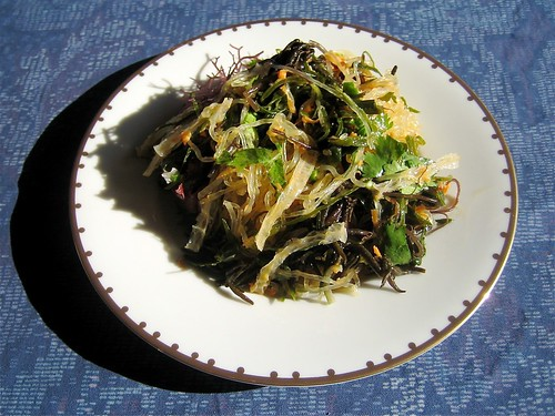sea kelp salad