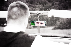 smooth (-SR Photography-) Tags: groom mirror thunderbird betharmsheimertexture