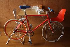 Tokyobike fixed gear custom (osamu ito) Tags: bicycle ace chain fixie fixedgear velocity cog pista dura sprocket shimano duraace tokyobike kmc z410