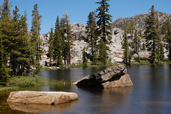 20090709 Rubicon Lake