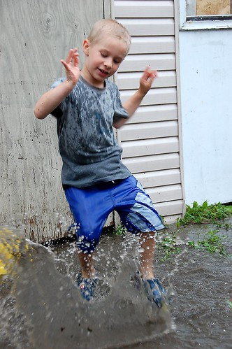 muddy Liam