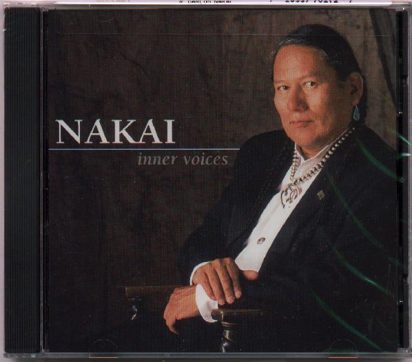 Carlos Nakai