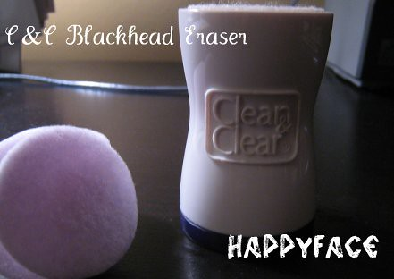 Clean and Clear Blackhead Eraser
