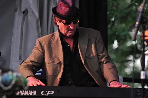 Joe Louis Walker at Ottawa Bluesfest 2009