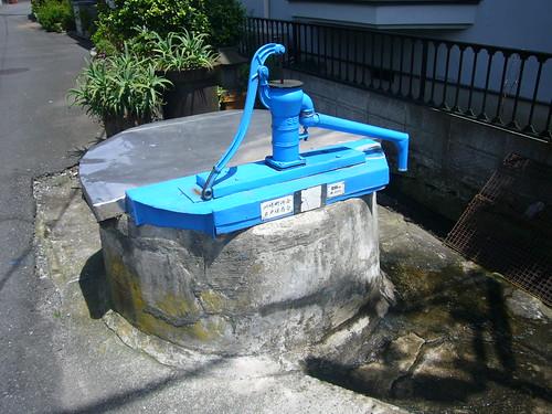 浦賀の井戸
