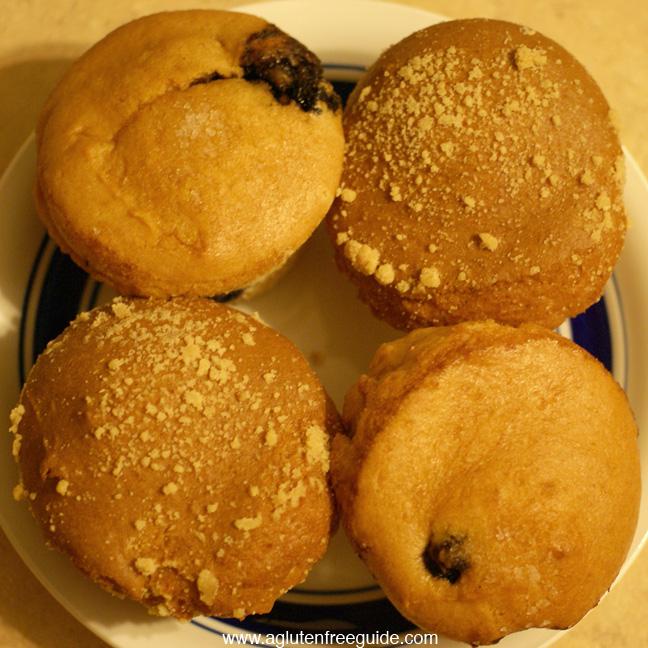 Udis Gluten Free Muffins