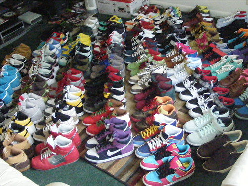 nike dunk collections