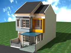 Desain Rumah Minimalis di Cilangkap Cimanggis Depok by Indograha  Arsitama Desain & Build