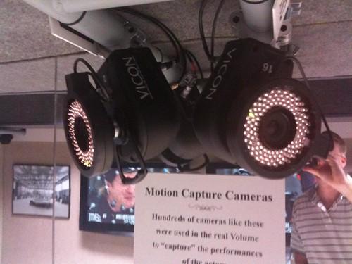 Motion Capture cameras