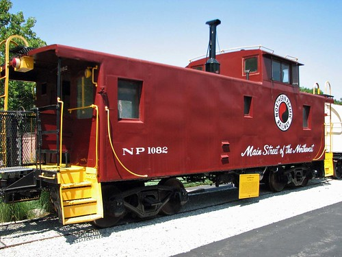 SLM 36 Caboose with Cupola