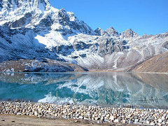 Third Lake at Gokyo Rei
