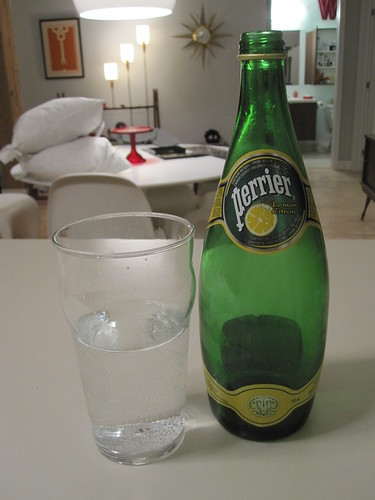 Perrier - from groceries