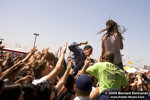 Warped Tour 008 UnderOath