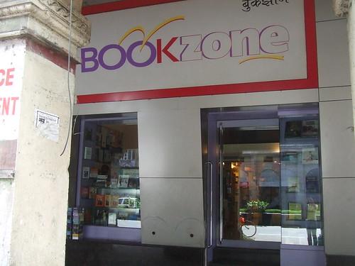 Mumbai Bookstore-bookzone