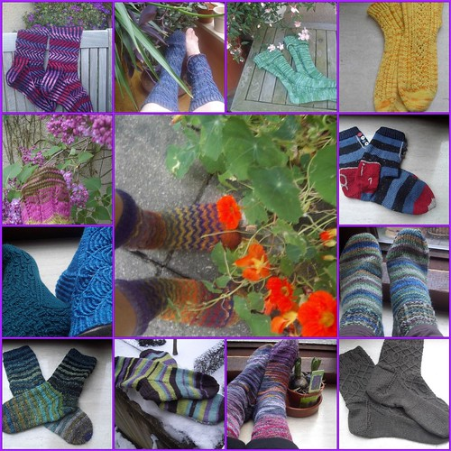 mosaic ska socks