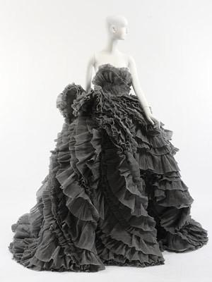 "Evening Dress by Olivier Theysken for Nina Ricci-""Fashion at the Metropolitan Museum of Art"""