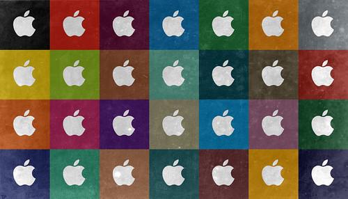 apple wallpaper tiger. Wallpaper by Tiger Pixel™