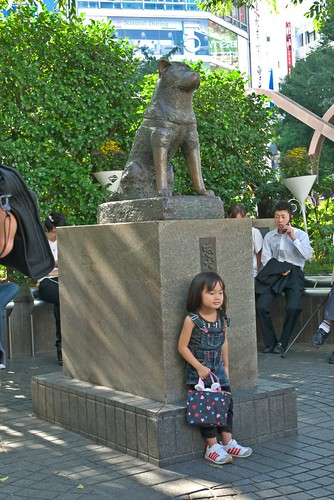 Meet you at Hachiko