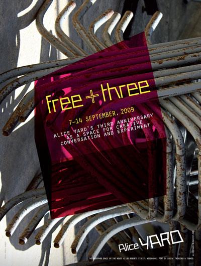 free+three poster 3