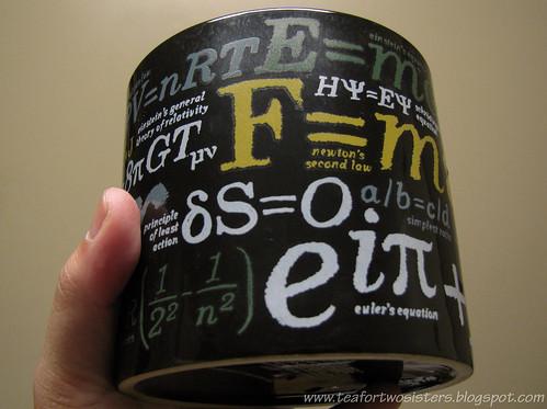 Math Mug (Minotaur)