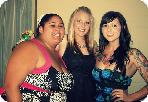sister-in-law, sister, me