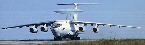 Il-76/A-50 Mainstay
