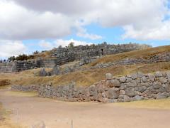 Sacsayhuaman P1100135 (grebberg) Tags: peru inca wall cusco sone andes sacsayhuaman zigzag