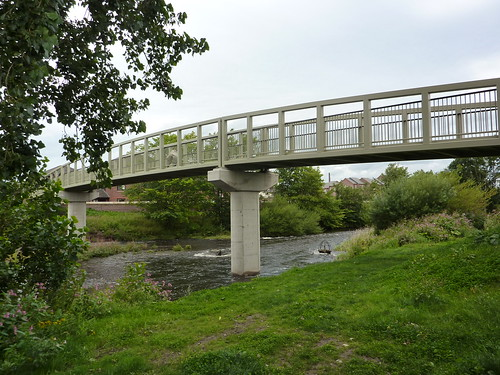 Bridge over the River Caldew