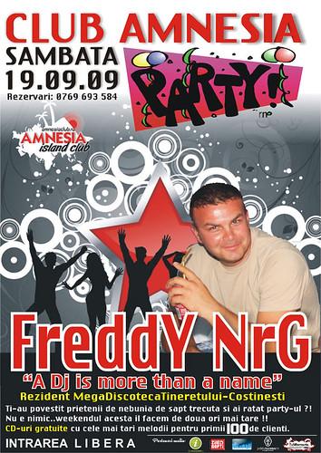 19 Septembrie 2009 » Freddy NrG #2