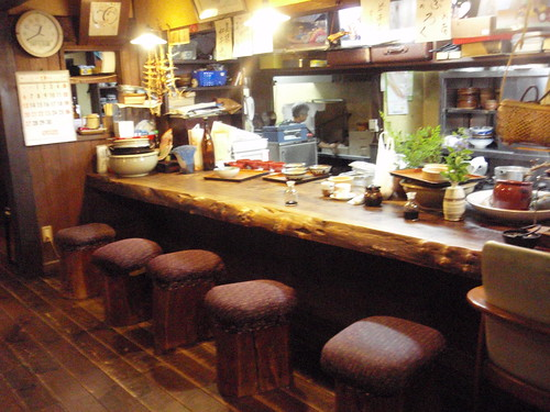 bar at tagosaku