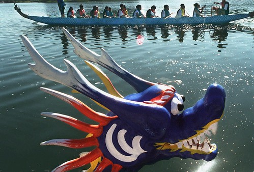 Dragon Festival (San Jose Mercury News)