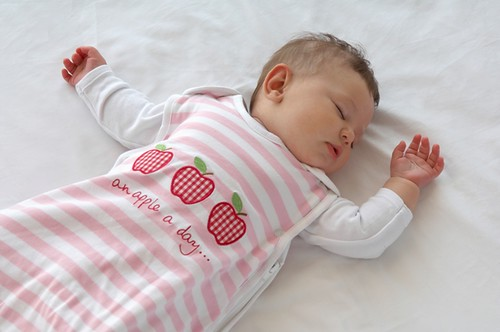 Apple a Day Grobag - Baby Sleeping Bag