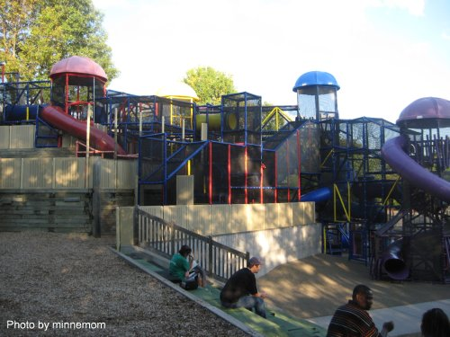 Chutes and Ladders Park 4