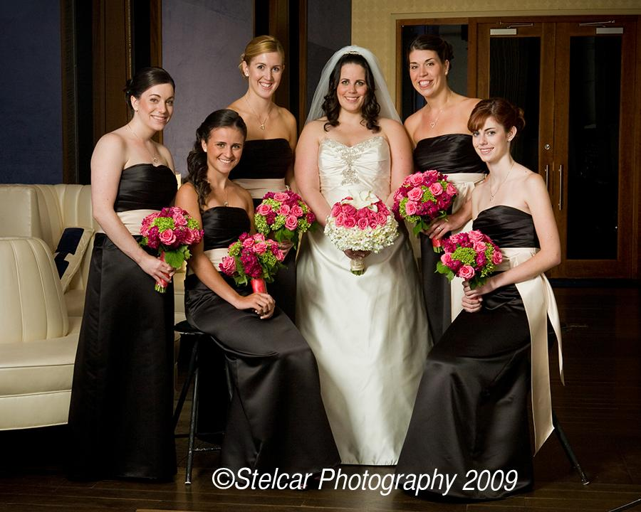 jen bridal party
