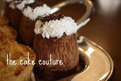25. Petite Chocolate Mousse (The Cake Couture (is currently not taking any orde) Tags: cake chocolate mini couture  mousse doha qatar chocolatemousse                        petitetreats