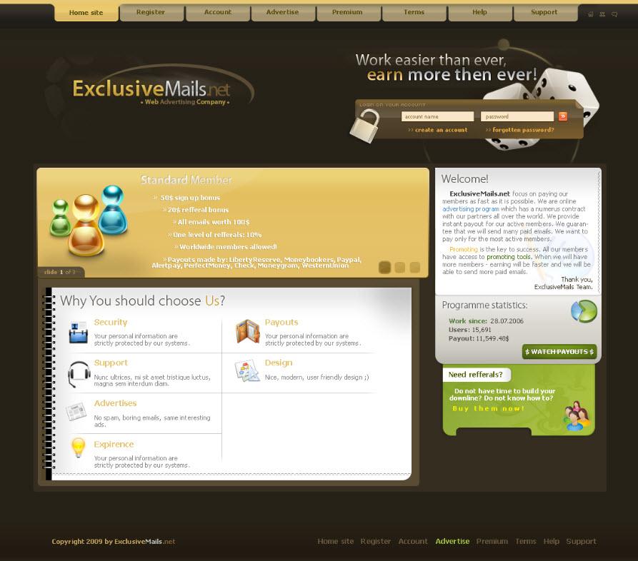 3985958956 e527a78f9a o d Inspirasi Layout Desain Web dari DeviantArt