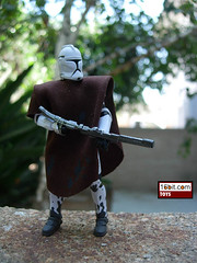 Clone Trooper (Hawkbat Battalion)