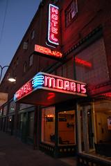 20090927 Morris Hotel