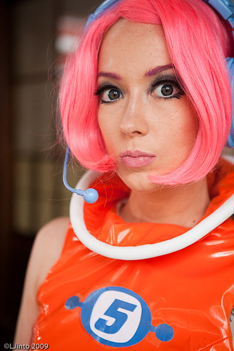 portal 2 chell face. portal 2 chell cosplay.